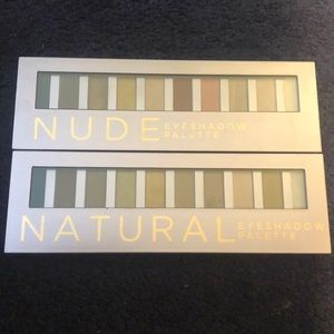 Two Eyeshadow Palettes